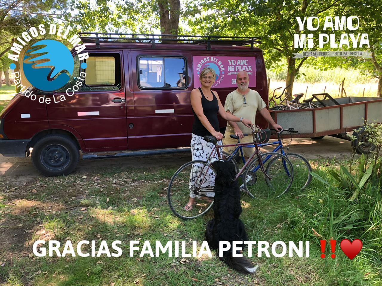 Donaciones de Bicicletas