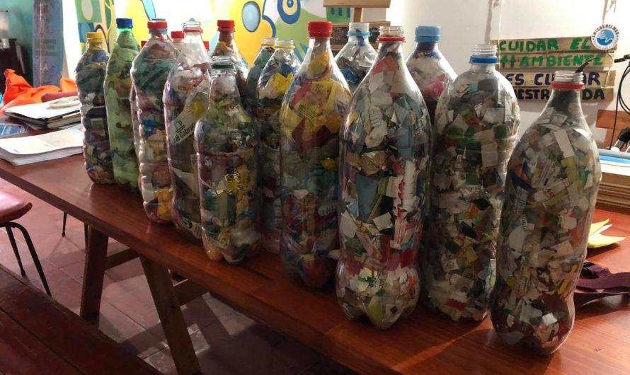 Ecoladrillos: Un sencillo modo de ayudar al planeta